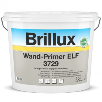 Brillux Wand-Primer ELF 3729 weiß - 15 L