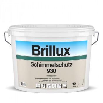 Brillux Schimmelschutz 930 weiß - 10 L