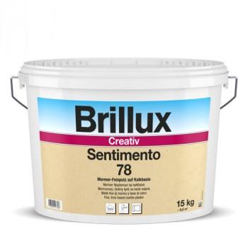 Brillux Creativ Sentimento 78 weiß - 15 kg
