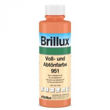Brillux Voll- und Abtönfarbe 951 - zitrone - 0.5 L