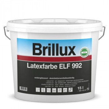 Brillux Latexfarbe ELF 992 altweiß - 15 L