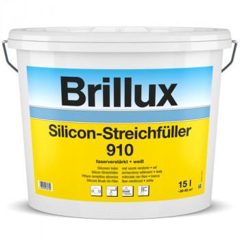 Brillux Silicon-Streichfüller 910 weiß - 15 L - Protect