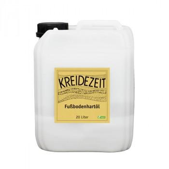 Kreidezeit Fußbodenhartöl - 20 L