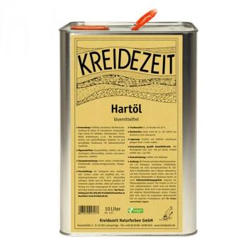 Kreidezeit Hartöl - lösemittelfrei - 10 L