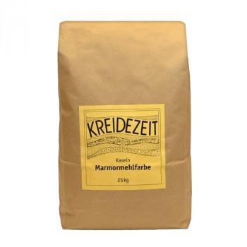 Kreidezeit Kasein Marmormehlfarbe - 25 kg