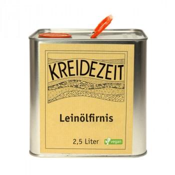 Kreidezeit Leinölfirnis - 2.5 L
