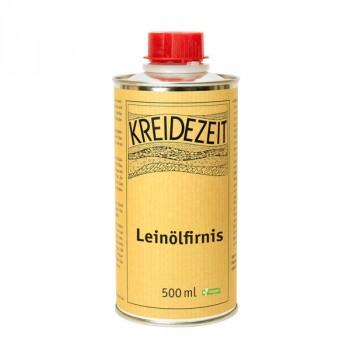 Kreidezeit Leinölfirnis - 0.5 L