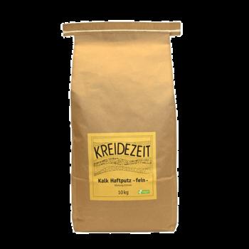 Kreidezeit Kalk Hafputz fein - 10 kg