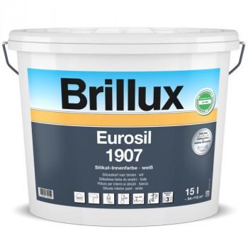 Brillux Eurosil 1907 weiß - 15 L