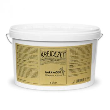 Kreidezeit GekkkoSOL FEIN-Korn 0.5 mm - 10 L