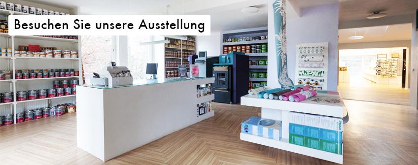Besuchen Sie unsere Ausstellung auf www.victor-stahl.de