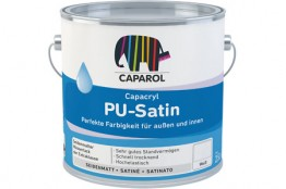 Caparol PU-Satin - Authentic Life 01 - 0.375 L