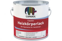 Caparol Heizkörperlack weiß - 2.5 L
