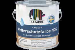 Caparol Capadur Wetterschutzfarbe NQG weiß