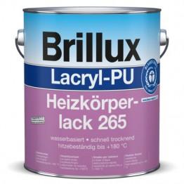 Brillux Lacryl-PU Heizkörperlack 265 weiß