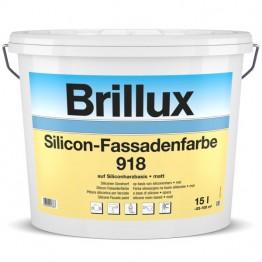 Brillux Silicon-Fassadenfarbe 918 farbig