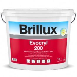 Brillux Evocryl 200 farbig