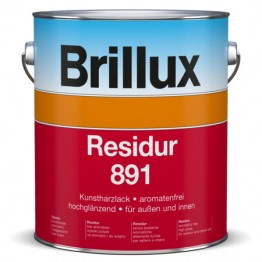 Brillux Residur 891 weiß