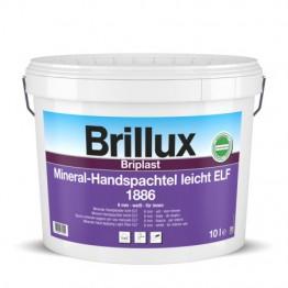 Briplast Mineral-Handspachtel leicht ELF 1886 Eimer- 10 L