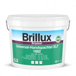 Briplast Universal-Handspachtel ELF 1882 Eimerware weiß - 10