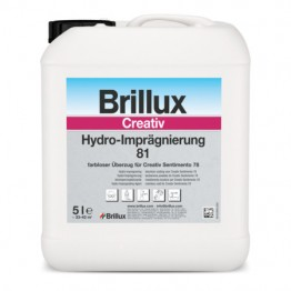 Brillux Creativ Hydro-Imprägnierung 81 - 5 L