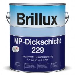 Brillux MP-Dickschicht 229 weiß - 0.75 L