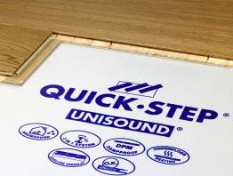 Trittschalldämmung Quick Step Unisound - 15 m²