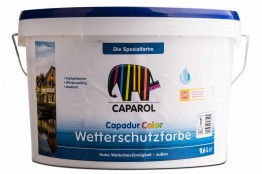 Caparol Capadur Wetterschutzfarbe NQG farbig