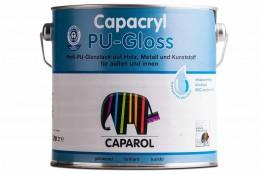 Caparol PU-Gloss weiß - 2.5 L