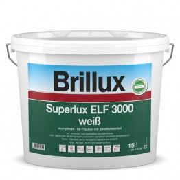Brillux Superlux ELF 3000 weiß - 15 L