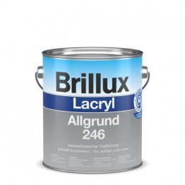 Brillux Lacryl Allgrund 246 weiss
