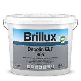Brillux Decolin ELF 955 weiß - 2.5 L