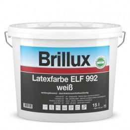 Brillux Latexfarbe ELF 992 weiß