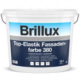 Brillux Top-Elastik Fassadenfarbe 380 weiß Protect - 15 L