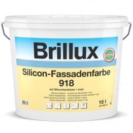 Brillux Silicon-Fassadenfarbe 918 Protect farbig