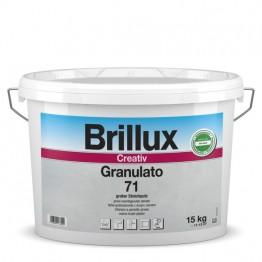 Brillux Creativ Granulato 71 weiß