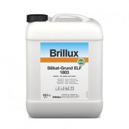 Brillux Silikat-Grund ELF 1803 farblos - 5 L
