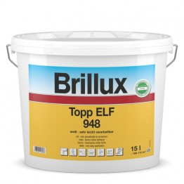 Brillux Topp ELF 948 weiß - 15 L