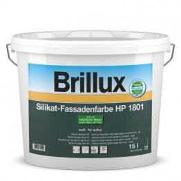Brillux Silikat-Fassadenfarbe HP 1801 weiss