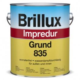 Brillux Impredur Grund 835 weiß - 3 L