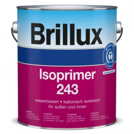 Brillux Isoprimer 243 weiß - 3 L