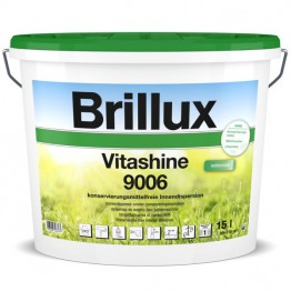 Brillux Vitashine 9006 weiß - 5 L