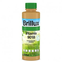 Brillux Vitamix 9018 - pumpkin - 0.5 L
