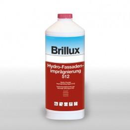 Brillux Hydro-Fassadenimprägnierung 512 - 1 L