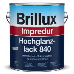 Brillux Impredur Hochglanzlack 840 weiss