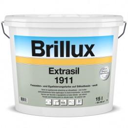 Brillux Extrasil 1911 weiß - 15 L - Protect