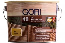 Gori 40 2in1 Holzlasur