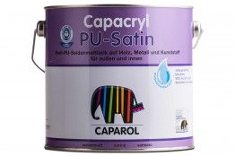 Caparol PU-Satin farbig